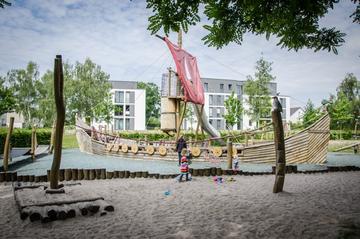 Wikinger Spielplatz Neureut