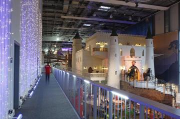 Indoor-Freizeitpark SENSAPOLIS