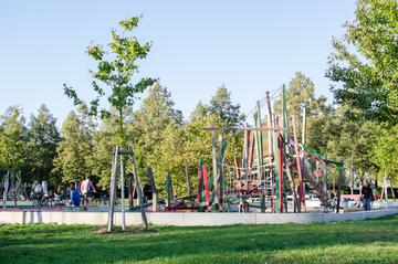 Spielplatz Weinbrennerplatz