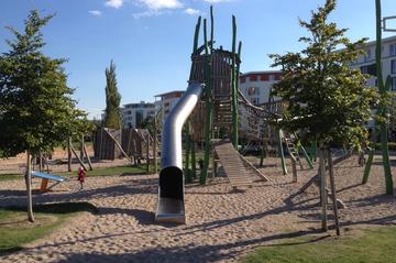 Spielplatz im City Park