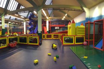 Indoorspielplatz Kindorado