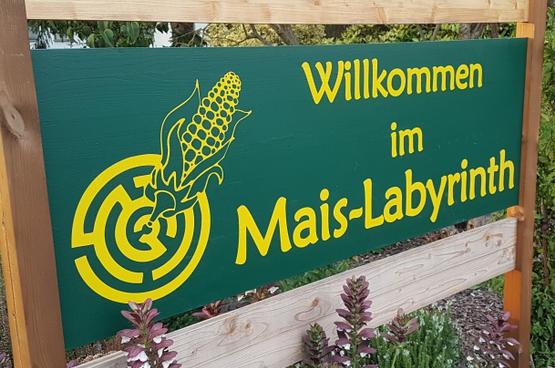Maislabyrinth Hockenheim