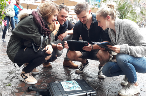 Das Magische Portal Heidelberg (Outdoor Escape Game)